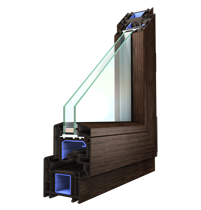 Oknoplast koncept 3 szyby